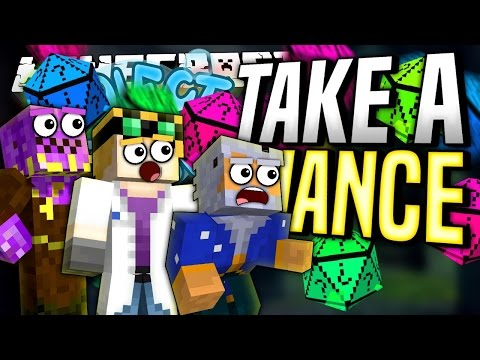 Minecraft - TAKE A CHANCE - Project Ozone #82