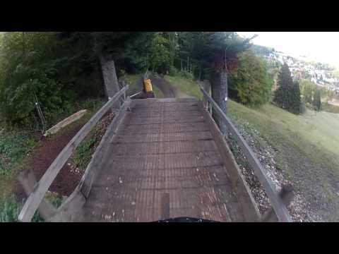 Bikepark Albstadt | Castle Trail und Eightball | RAW
