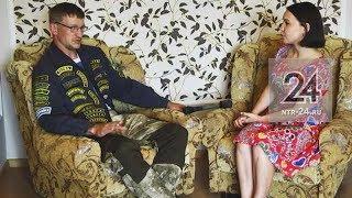 В Нижнекамск приехал известный путешественник