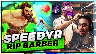 SPEEDYR JUNGLE TOO FAST | RIP MY BARBER?? ft. Horsey