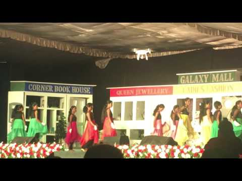 Vanthachu Vanthachu Dance Performance By School Girls