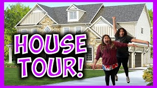 Mary and Izzy OFFICIAL HOUSE TOUR!!!