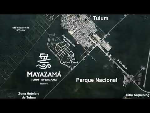 Luxury Real Estate  Developments at Riviera Maya, ALDEA ZAMARI Tulum