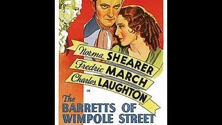 The Barretts of Wimpole Street (1934) - Best Picture review