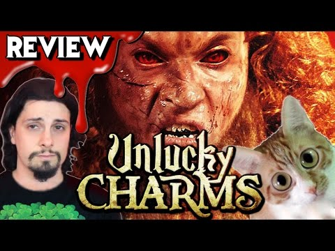 UNLUCKY CHARMS ? Full Moon Horror Movie Review
