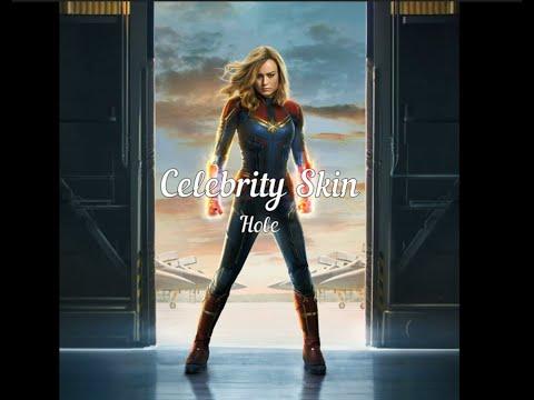 【中文歌詞】驚奇隊長電影片尾曲 Hole – Celebrity Skin /(Lyrics)(Captain Marvel Soundtrack)