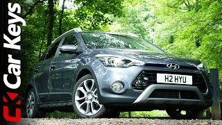 Hyundai i20 Active 4K 2016 review - Car Keys