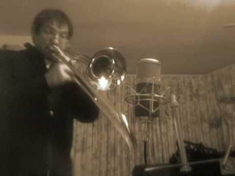 Wind Beneath My Wings On Trombone By Marcus Reynolds