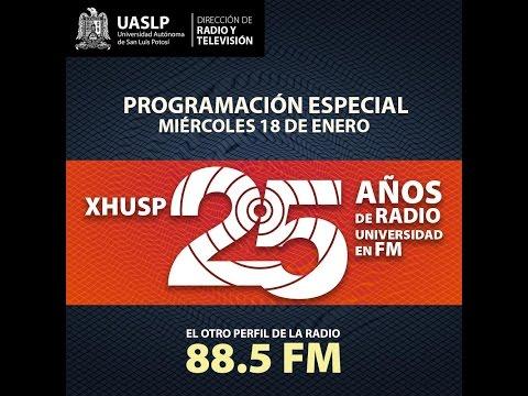 Foro: El Futuro de la radio cultural en San Luis Potosí.