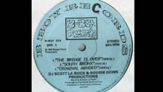 Old School Beats - Boogie Down Productions - The Bridge Is Over