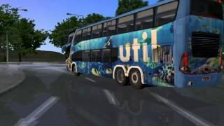 OMSI Simulator W.I.P Paradiso G7 1800DD Util
