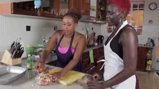 Grilled Fish & Spicy Rice By Wendy Wahito X Carol Odero (drum Magazine)