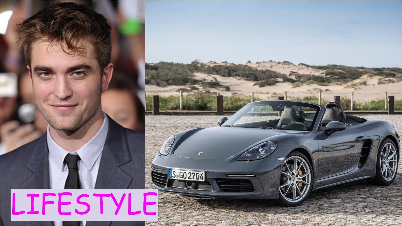 Photo of Robert Pattinson Aston Martin V12 Vanquish - car