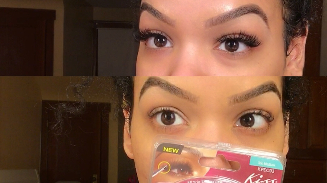 Download HOW TO: Apply Natural Individual Lashes