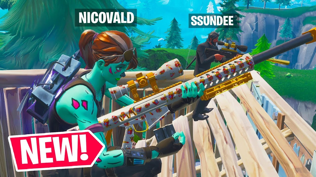 playing fortnite with ssundee - new fortnite videos ssundee