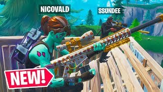 Playing Fortnite with SSUNDEE