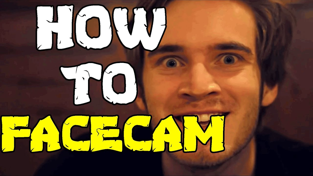 How To Do Circular Round Facecam Like Pewdiepie Youtube