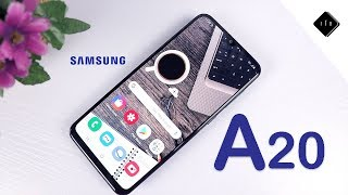 Samsung Galaxy A20 Unboxing and Review my honest review!
