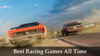 Best Racing Games - Top 10 Best Car Racing Game Ever | Did You Play All Of Them? |