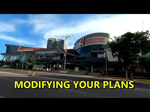 MODIFYING YOUR TRAVEL PLANS