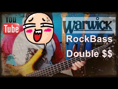 Warwick Rockbass Double Buck 5