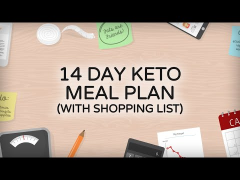 14-day-keto-diet-meal-plan-[with-shopping-list]
