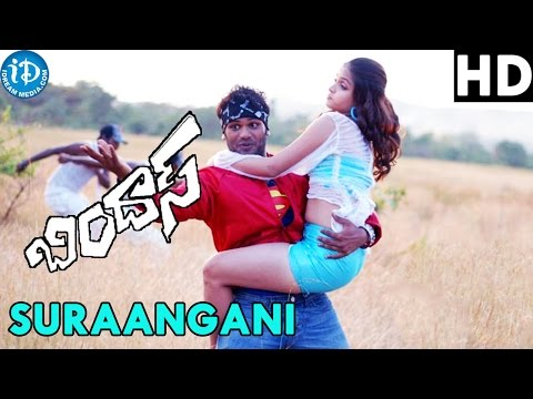 Suraangani Video Song - Bindaas Movie | Manoj Manchu, Sheena Shahabadi | Bobo Shashi