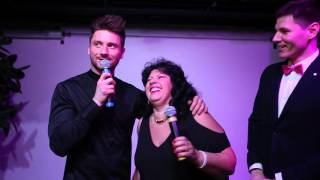 Sergey Lazarev's Birthday party ! 33 ! in Moscow