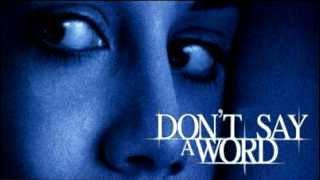 DON'T SAY A WORD Mark Isham - A Family (Original Motion Picture Soundtrack)