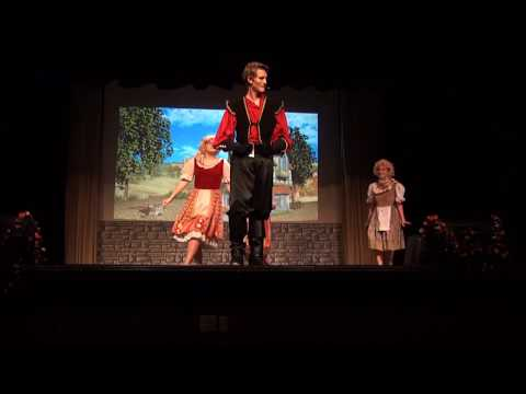 Beauty And The Beast Mariposa County High School Part 1