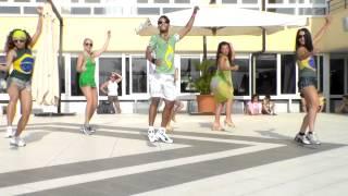 """""""Gustavo Lima"""" - Balada boa - Ballo ufficiale - Estate 2012 - """"LAMBAEROBICA"""" - Leandro Araujo"""