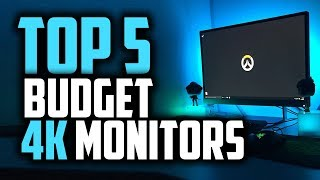 Best Budget 4K Monitors in 2018 - Which One Is Worth It?