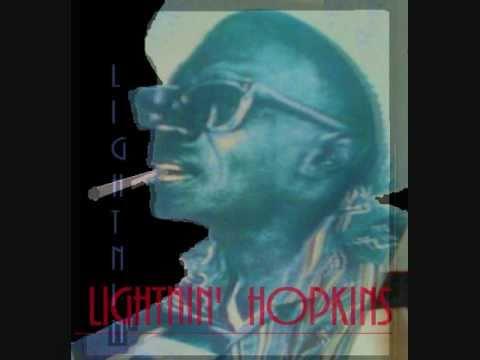LIGHTNIN' HOPKINS ~ Nightmare Blues