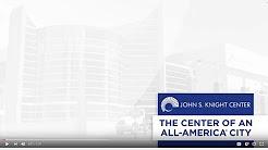 John S. Knight Center - Akron, Ohio