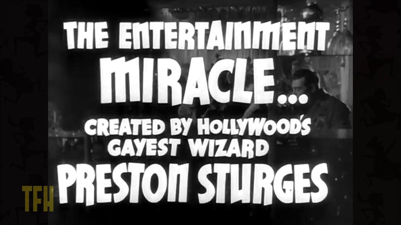 Miracle Of Morgans Creek Poster