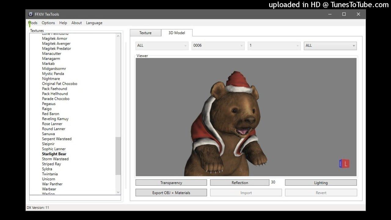 New Secret Christmas Chocobo FFXIV Theme !!!!!!