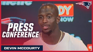 """Devin McCourty on Jonathan Jones: He's """"one of the fastest guys in the locker room"""""""