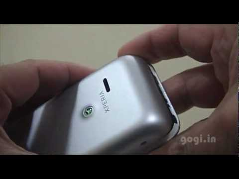 Sony Xperia Tipo dual SIM Unboxing and Review