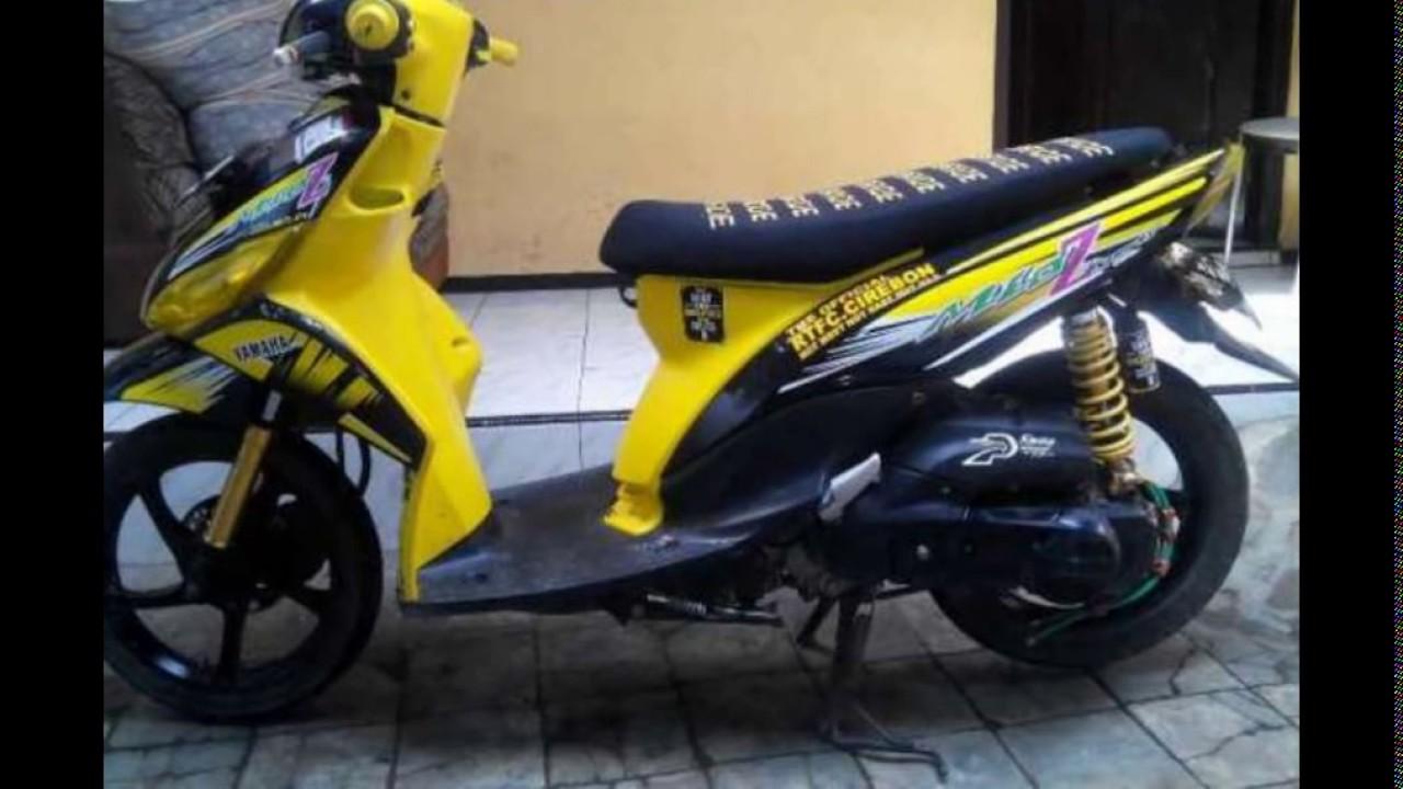 Modifikasi Motor Mio J 2013 Pecinta Modifikasi