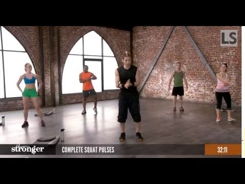STRONGER Month 2 Signature Workout: WARRIOR