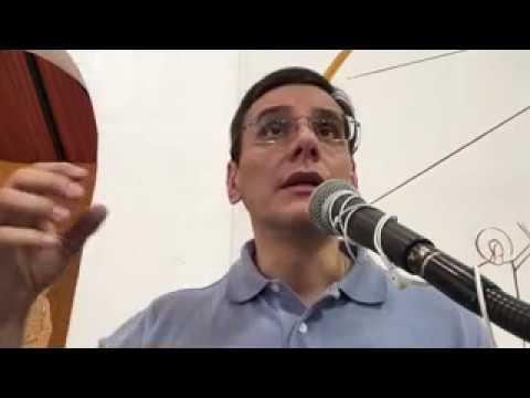 PALESTRA ANJOS E MISERICÓRDIA DE DEUS - SÃO JOSÉ DO RIO PRETO - 2 DE NOVEMBRO DE 2016