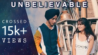 Unbelievable | ISHE | Official Music Video 2020