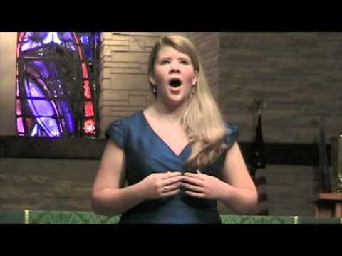 Katherine Clarke, Soprano, Saint John's School - 2011, Houston, TX