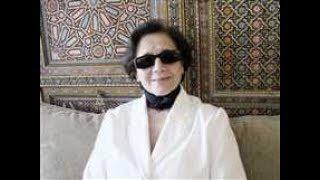 المناضلة الجزائرية جميلة بوحريد للمصري اليوم« مصر فى قلبى»