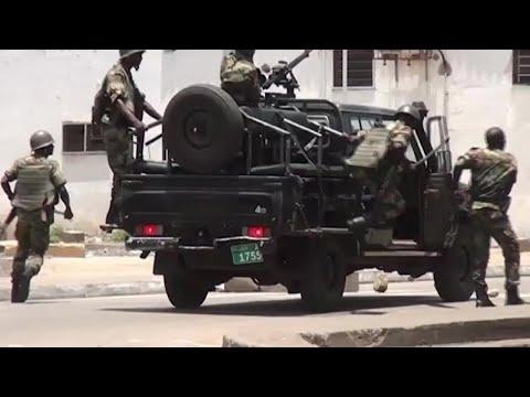Togo, L'OPPOSITION RESTE MOBILISÉE