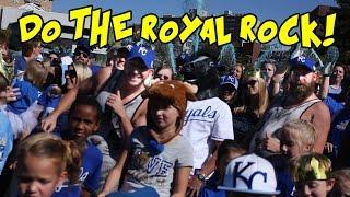 Do the Royal Rock - Kansas City Royals dance