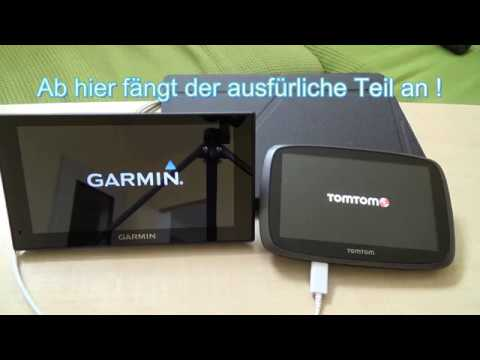 garmin vs tomtom navis im jahr 2017 youtube. Black Bedroom Furniture Sets. Home Design Ideas