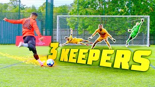 Download F2 VS 3 KEEPERS!!! ⚽️🧤🔥 Mp3 and Videos
