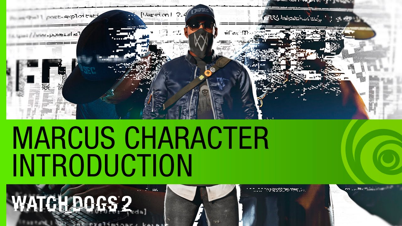 Pictures Of Watch Dogs 2: Watch Dogs 2 Trailer: Marcus Character Introduction