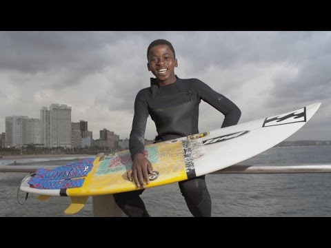 Faces of Africa : Surfers not Street Children